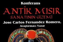 Antik Mısır Sanatının Gizemi Konferansı